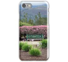 Room For a View iPhone Case/Skin