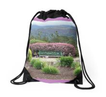 Room For a View Drawstring Bag