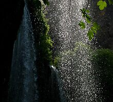 Waterfall by Jens Helmstedt