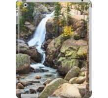 Alberta Falls iPad Case/Skin