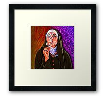 The Nun's Bubbles of Antioch Framed Print