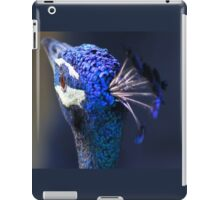 King Pea Blue iPad Case/Skin