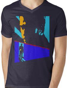 Manhunter Mens V-Neck T-Shirt