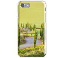 Tuscan Green iPhone Case/Skin