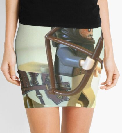 Custom Evil 'Chiron the Mythological Centaur' Mini Skirt