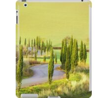 Tuscan Green iPad Case/Skin