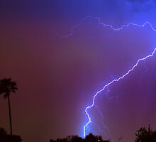 Lightning strike out by Bo Insogna