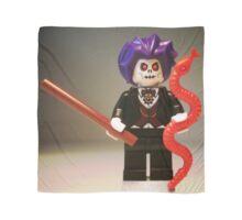 Evil Magician Custom Minifigure with Magic Wand & Snake Scarf