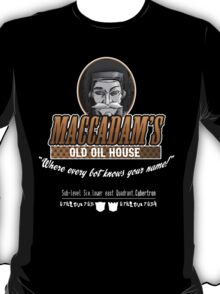 "Transformers - ""Maccadam's Old Oil House"" T-Shirt"