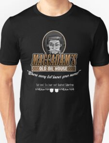 "Transformers - ""Maccadam's Old Oil House"" Unisex T-Shirt"