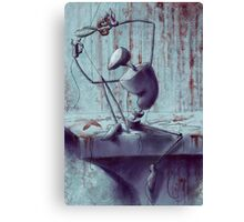No Strings Attached Canvas Print