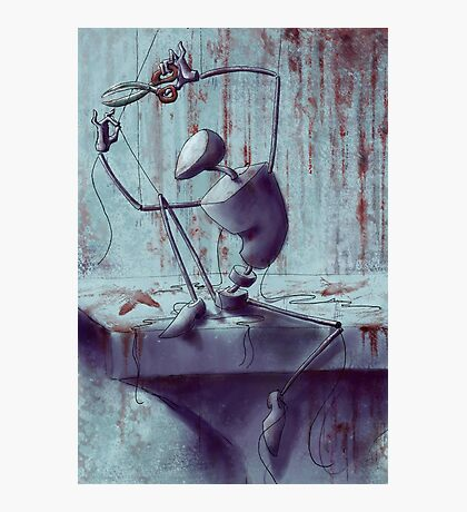No Strings Attached Photographic Print