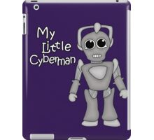 My Little Cyberman iPad Case/Skin