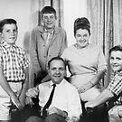 Heraud Family Portrait by Tim Heraud
