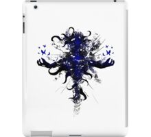 Blue Madness iPad Case/Skin