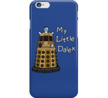 My Little Dalek iPhone Case/Skin