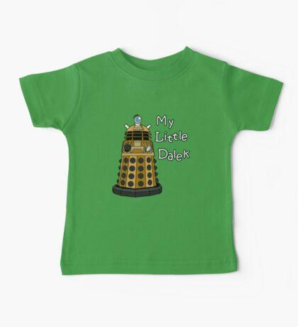 My Little Dalek Baby Tee