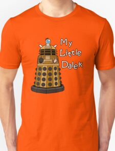 My Little Dalek Unisex T-Shirt