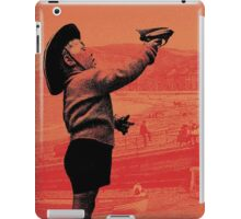 Retro Raygun child iPad Case/Skin