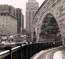 The Stone Arches by rachelbee