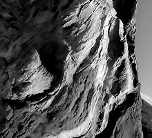 Rock Face by Rob Beckett