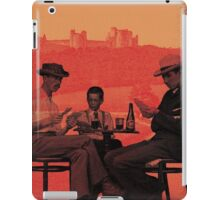 Retro Card Game iPad Case/Skin