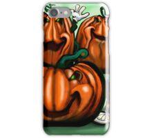 Pumpkin Party iPhone Case/Skin