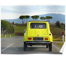 Tuscan Dyane 1 Poster