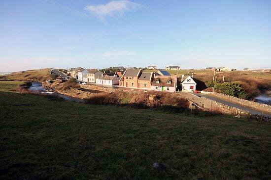 Doolin village by John Quinn