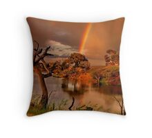 """The Covenant"" Throw Pillow"