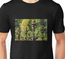 Wrought Iron and Vines Unisex T-Shirt