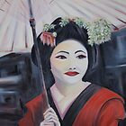 Geisha Dreaming - An elegant working girl by Jeni Maxwell