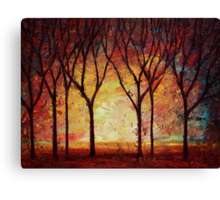 The Forest Dream Canvas Print