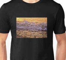 Sunset in the Waves Unisex T-Shirt