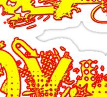 Team Dyke Sticker