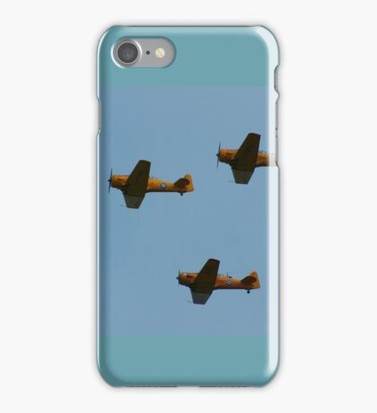 Flying Formation iPhone Case/Skin