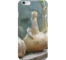 Onion Store iPhone Case/Skin
