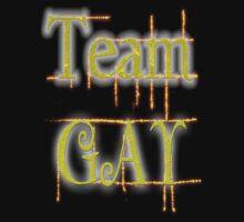 Team Gay by Monkeykittiequy