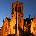 St Saviour&#x27;s Cathedral, Goulburn by Trish Meyer