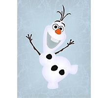 Olaf Photographic Print