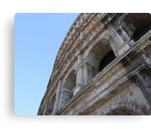 Alternate Colosseo View Canvas Print