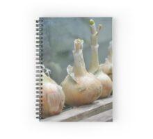 Onion Store Spiral Notebook