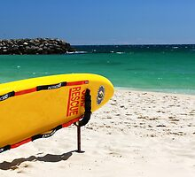 lifeguard surfboard by bfc1