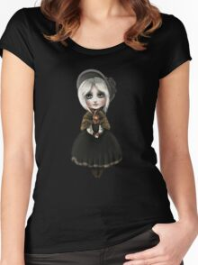 The Doll Women's Fitted Scoop T-Shirt