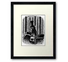 Dracula's Caleche Framed Print