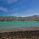 Akaroa Harbour by Luke and Katie Thurlby