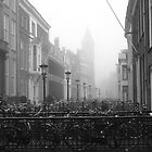 Misty morning - Drift, Utrecht (1) by Majnu