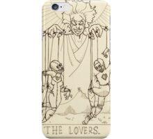 The Lovers (tarot) iPhone Case/Skin