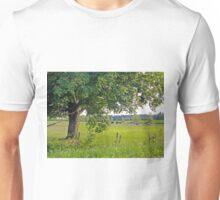 Country scene Unisex T-Shirt