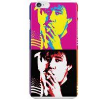 Bill Hicks - Pop Art Bill iPhone Case/Skin